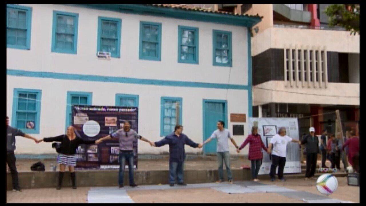Historiadores propõem mapeamento de sobrado que abrigava Museu de Divinópolis