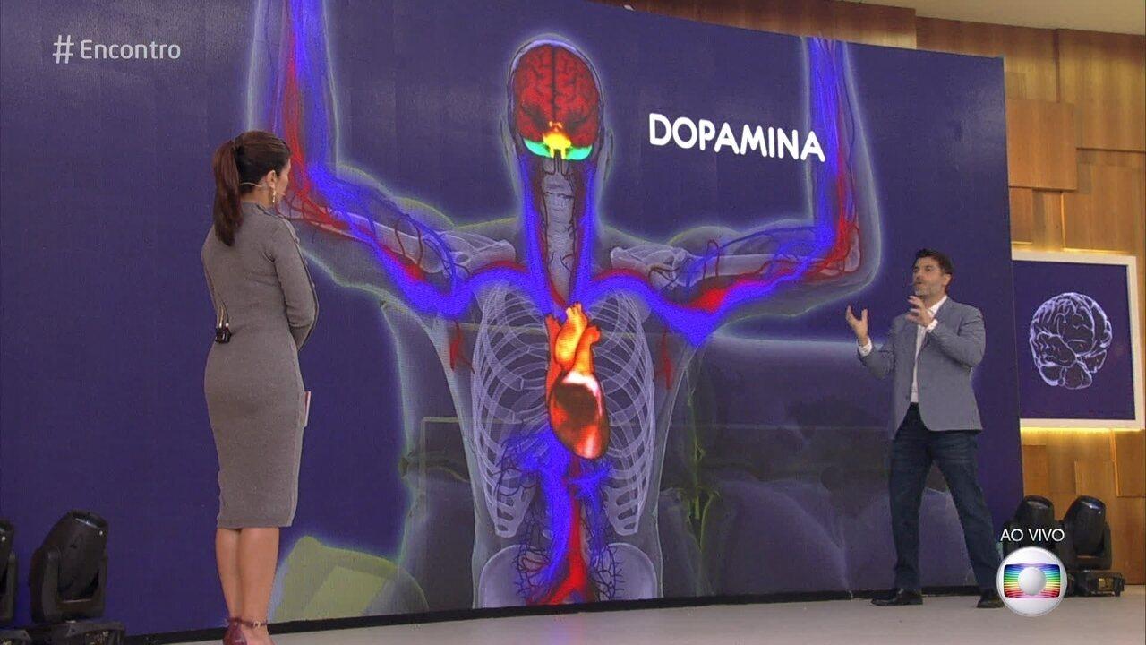 Dr. Fernando Gomes Pinto explica as reações do corpo por causa da tensão nos jogos de Copa