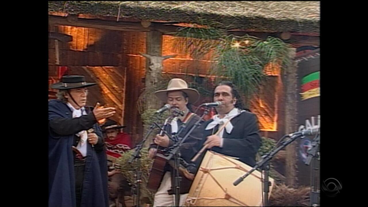 Os Fagundes apresentam 'Origens' em gravação especial do Galpão Crioulo