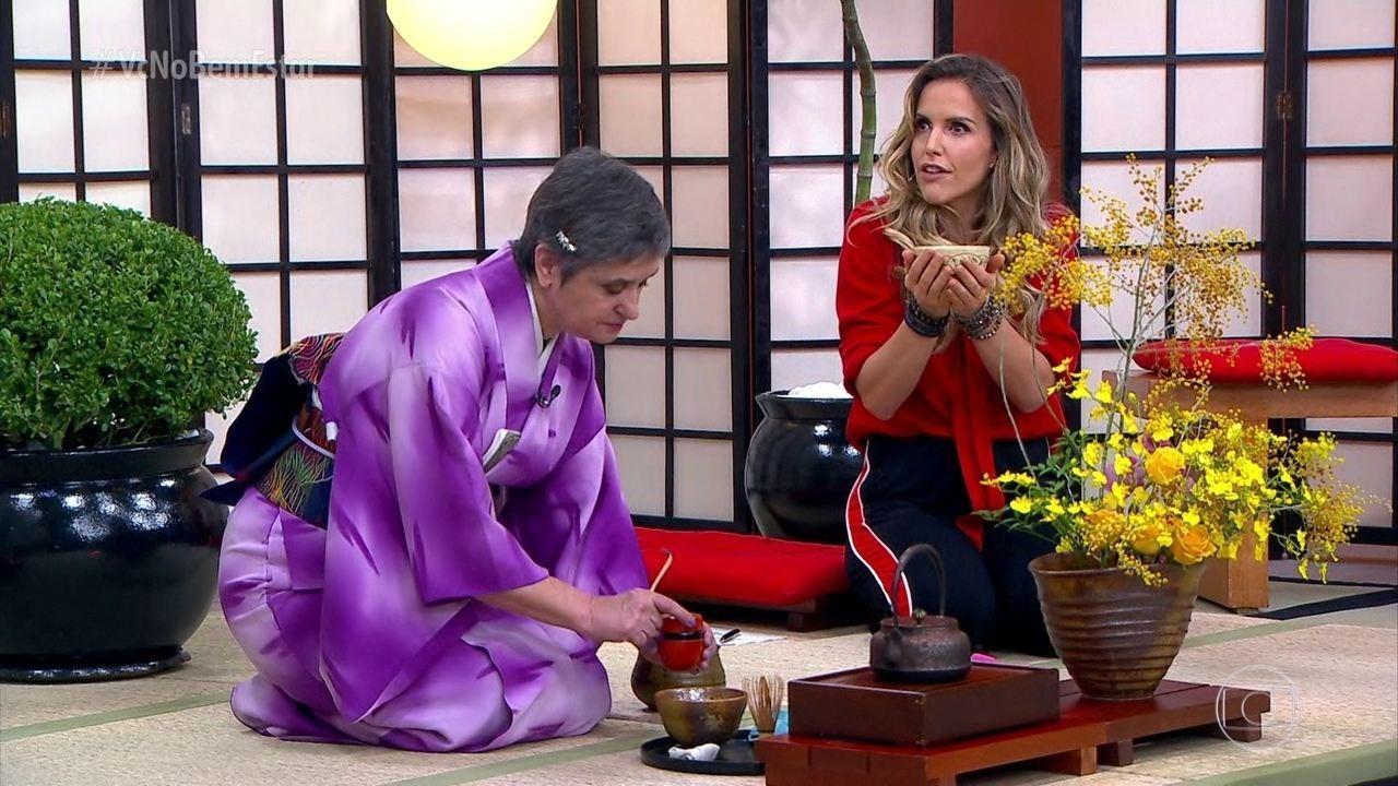 Entenda como funciona a cerimônia do chá