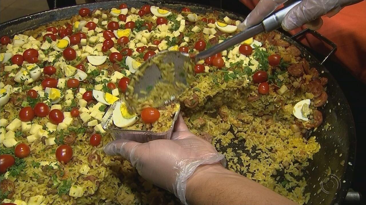 Etapa do Festival Gastronômico 'Sabor de São Paulo' é realizada em Sorocaba