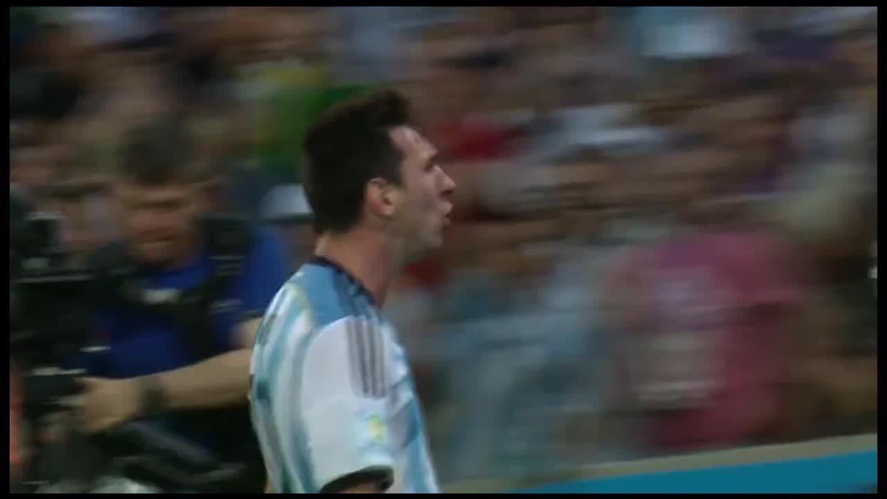 Confira os seis gols de Lionel Messi marcados em Copas do Mundo