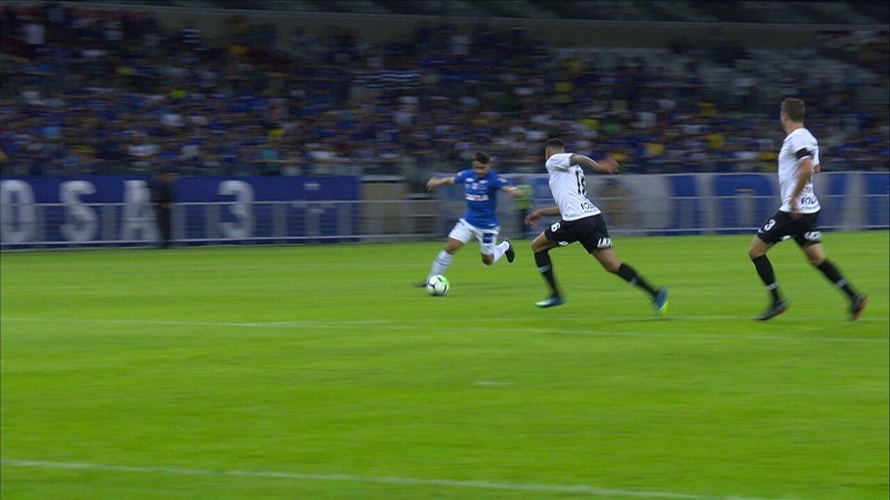 Melhores momentos de Cruzeiro 0 x 2 Corinthians