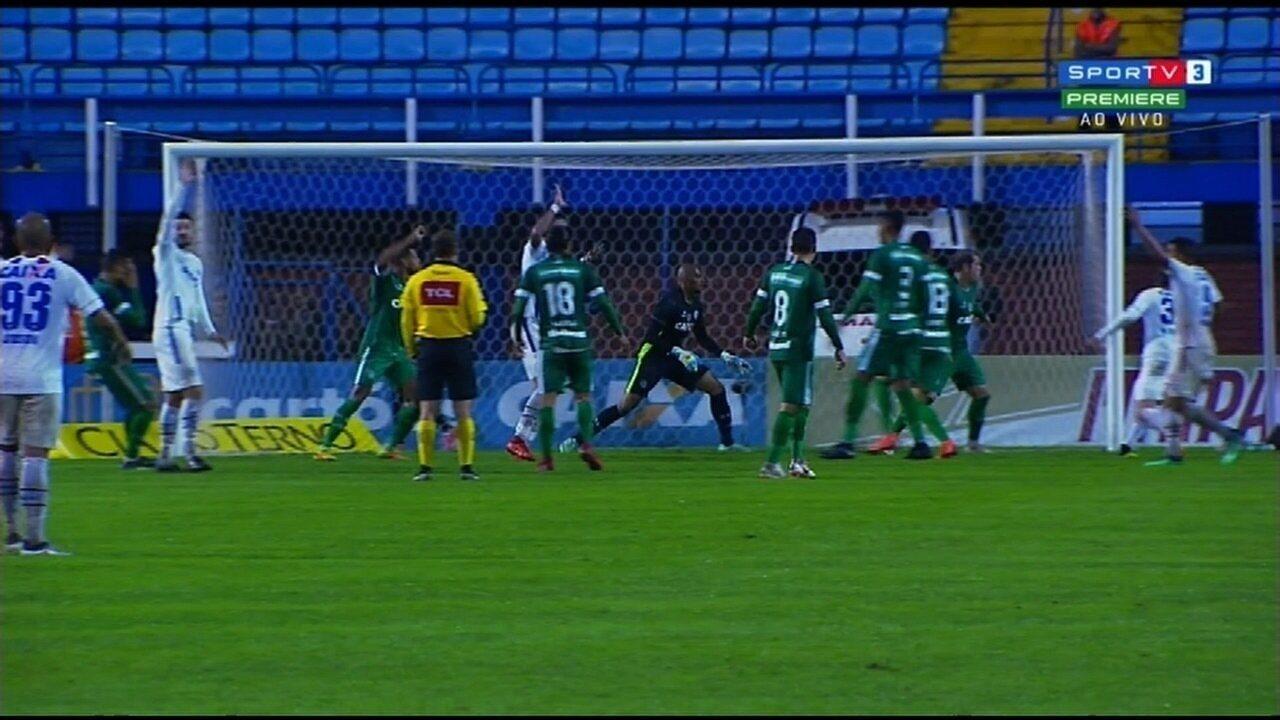 Os melhores momentos de Avaí 0x1 Goiás pela Série B
