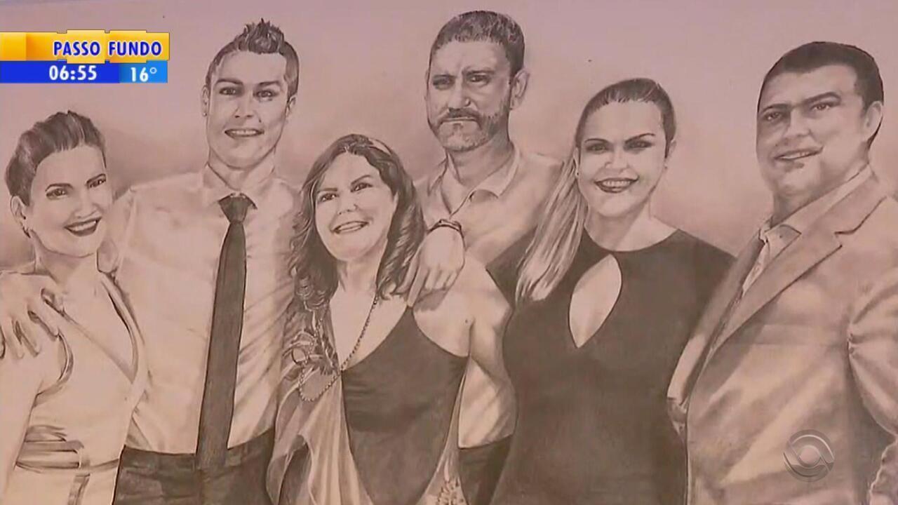 4882ff190f114 Família de Cristiano Ronaldo inaugura restaurante em Gramado: 'Me ...