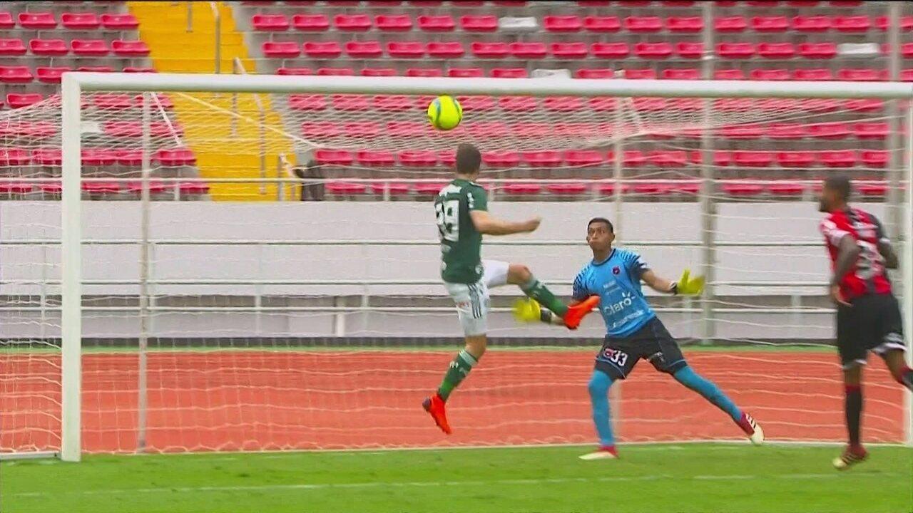 Melhores momentos: Liga Alajuelense 0 x 6 Palmeiras em amistoso internacional