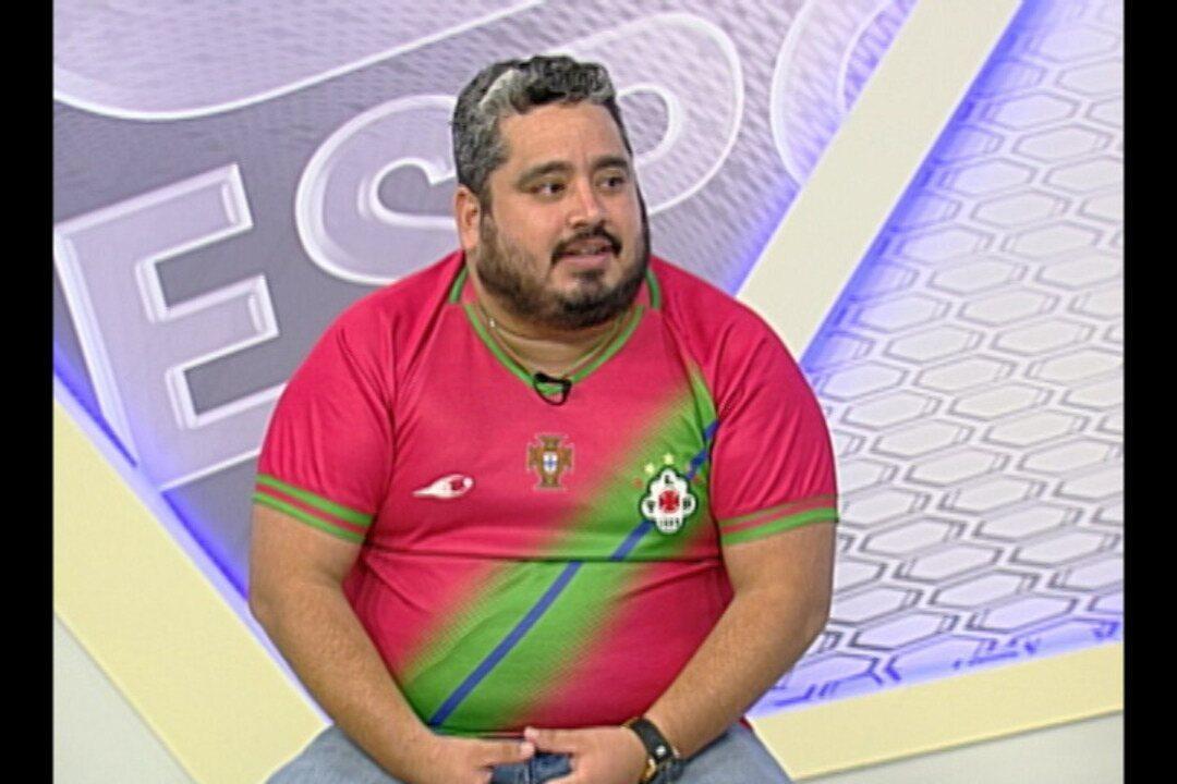 Vinícius Pacheco fala do planejamento da Tuna na Segundinha do Parazão