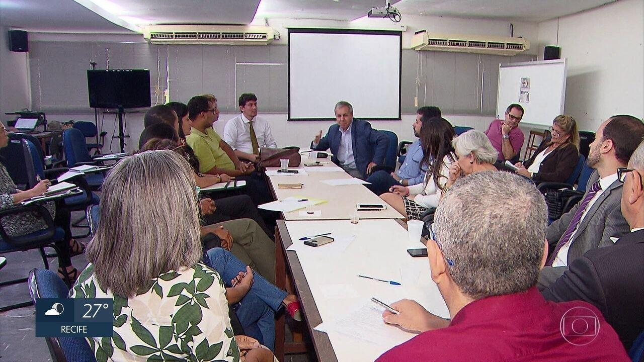 Comitê dos Direitos das Crianças da ONU visita unidades de ressocialização em Pernambuco