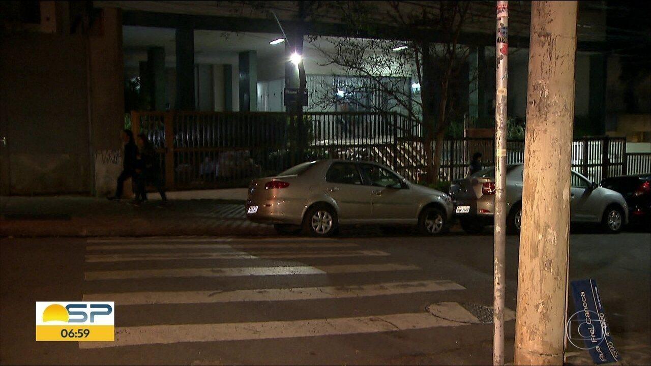Jovem é morto em tentativa de assalto na rua Frei Caneca