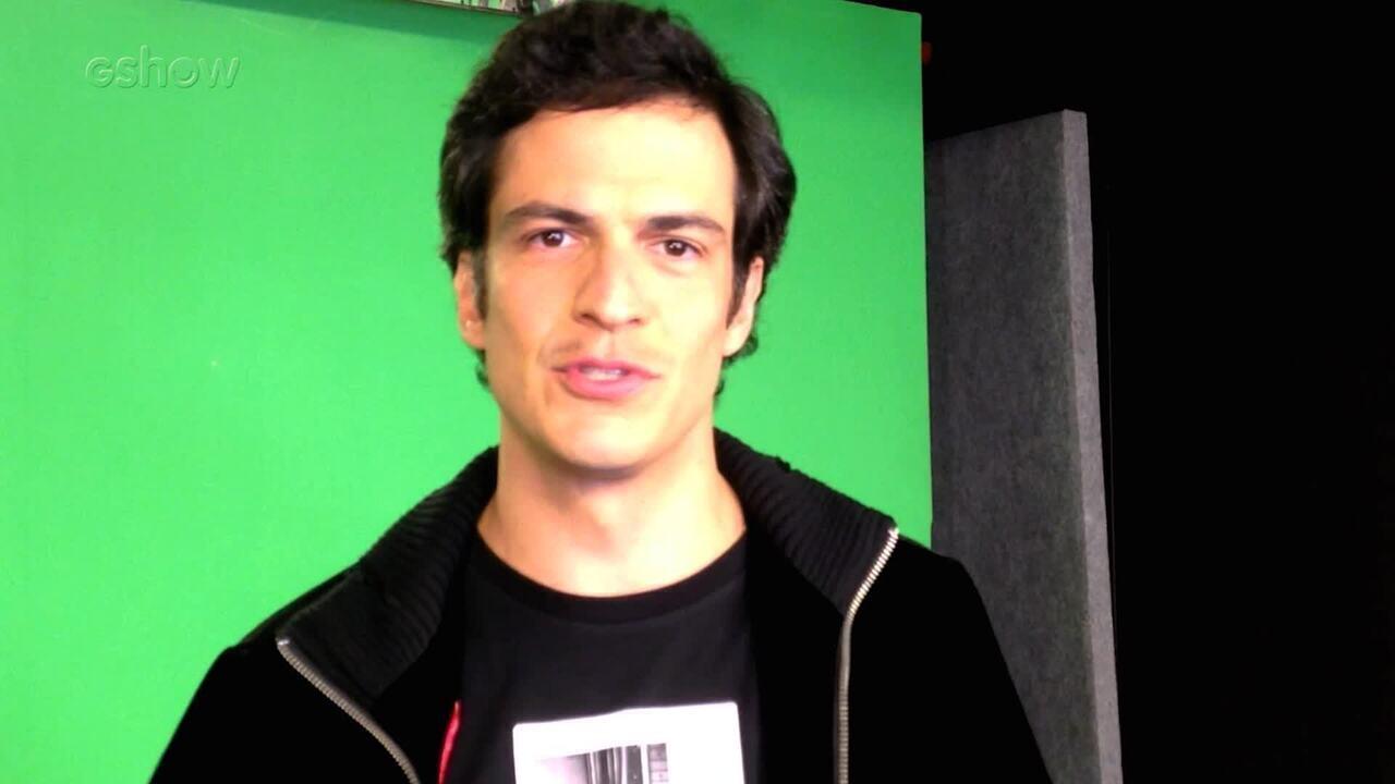 Mateus Solano dá dicas para ser uma pessoa mais sustentável