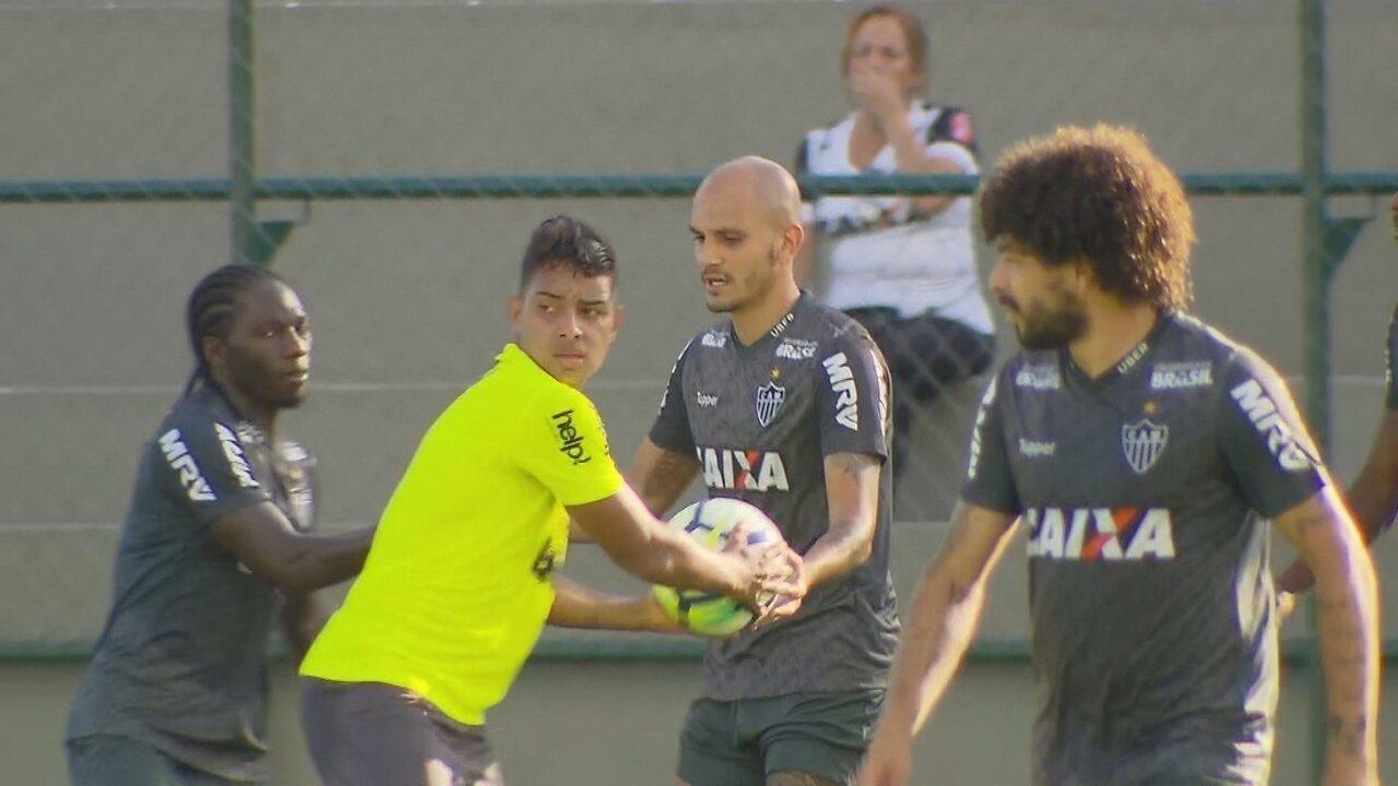 Veja os gols de Atlético-MG 3 x 0 Coimbra