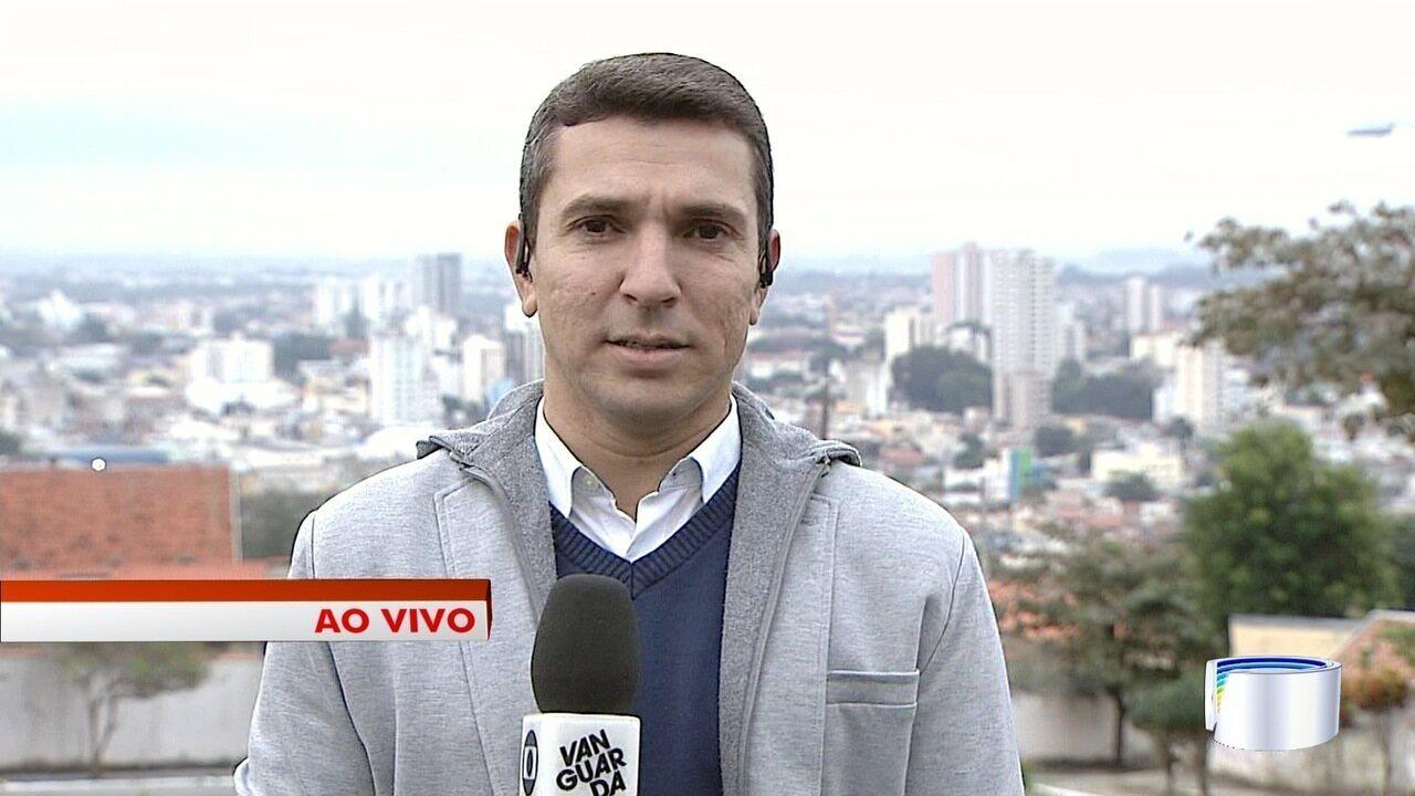 Vale do Paraíba registra uma das madrugadas mais frias do ano