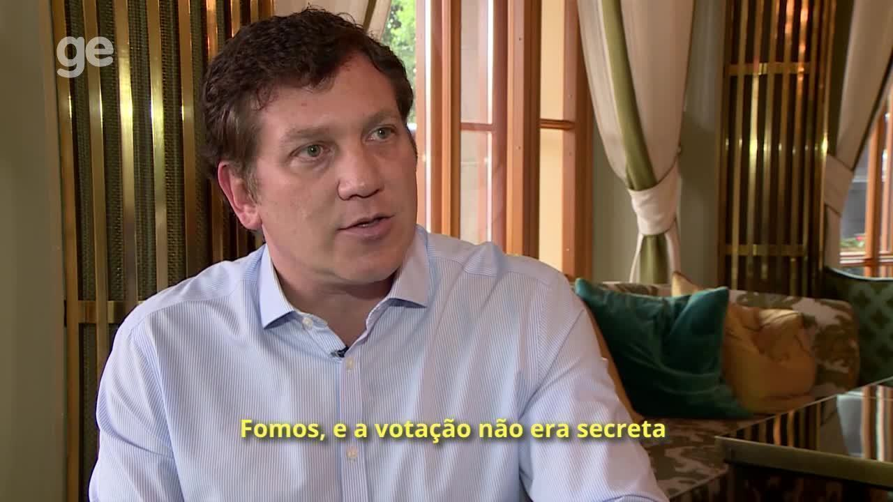 Alejandro Domínguez fala sobre o episódio do Coronel Nunes