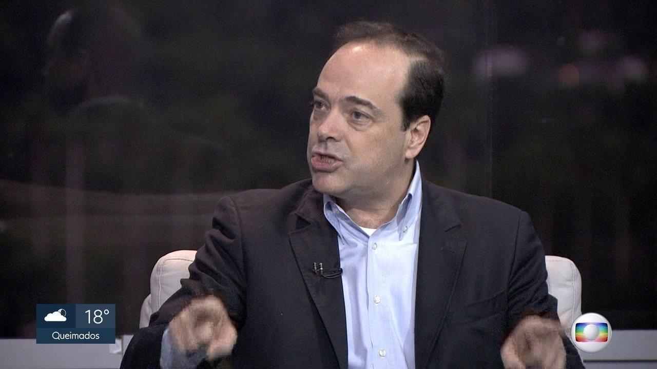 Delator liga indenização dada pelo estado a deputado estadual Carlos Roberto Osorio (PSDB)