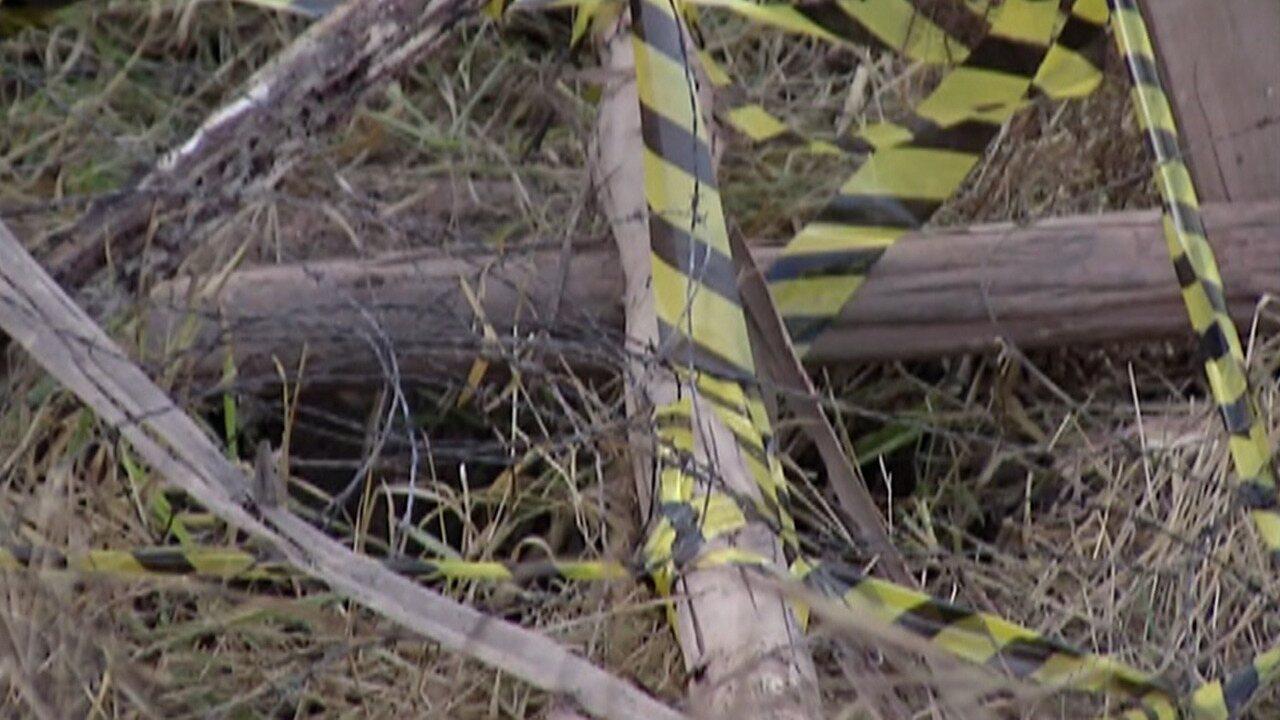 Criança cai em poço de 15 metros no Jardim Piatã, em Mogi das Cruzes