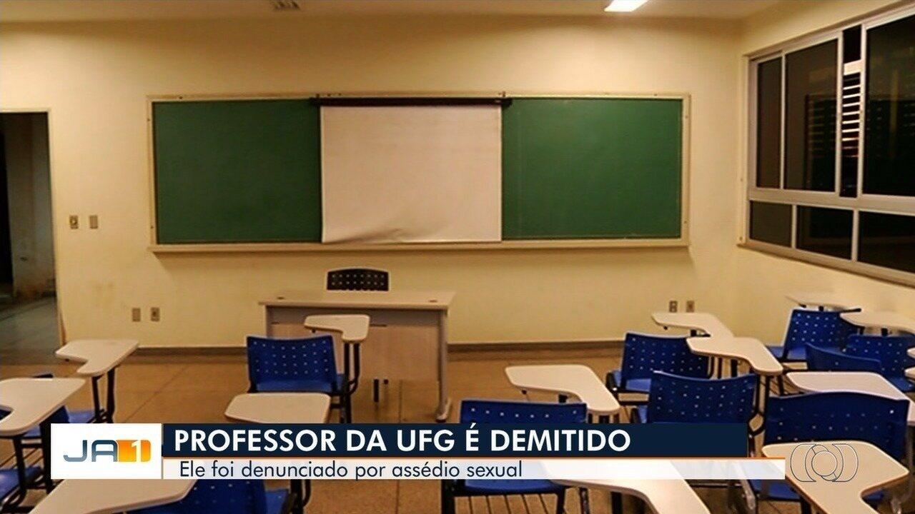 UFG demite professor denunciado por assédio sexual em Jataí