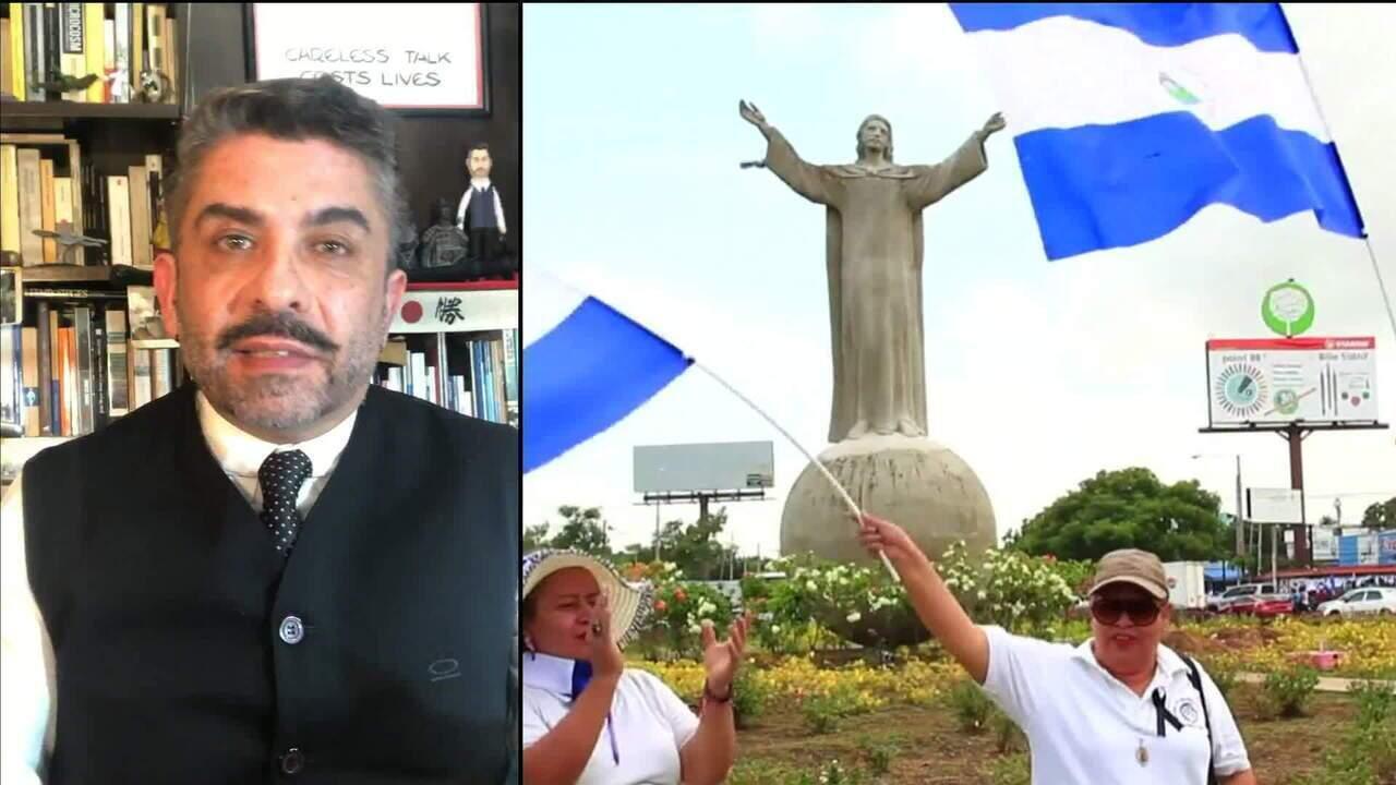 Greve geral na Nicarágua pede renúncia de Ortega