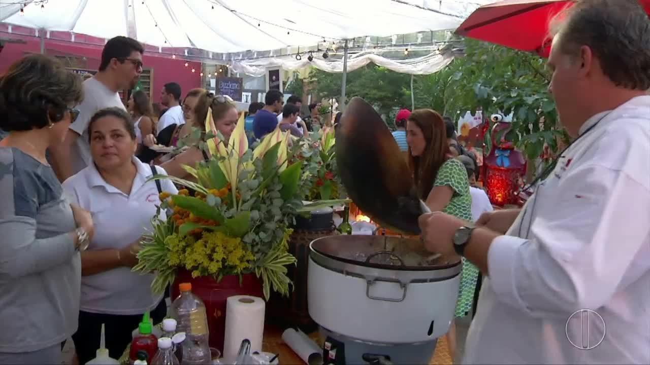 Último fim de semana do Festival Gastronômico de Búzios tem atrações durante o dia