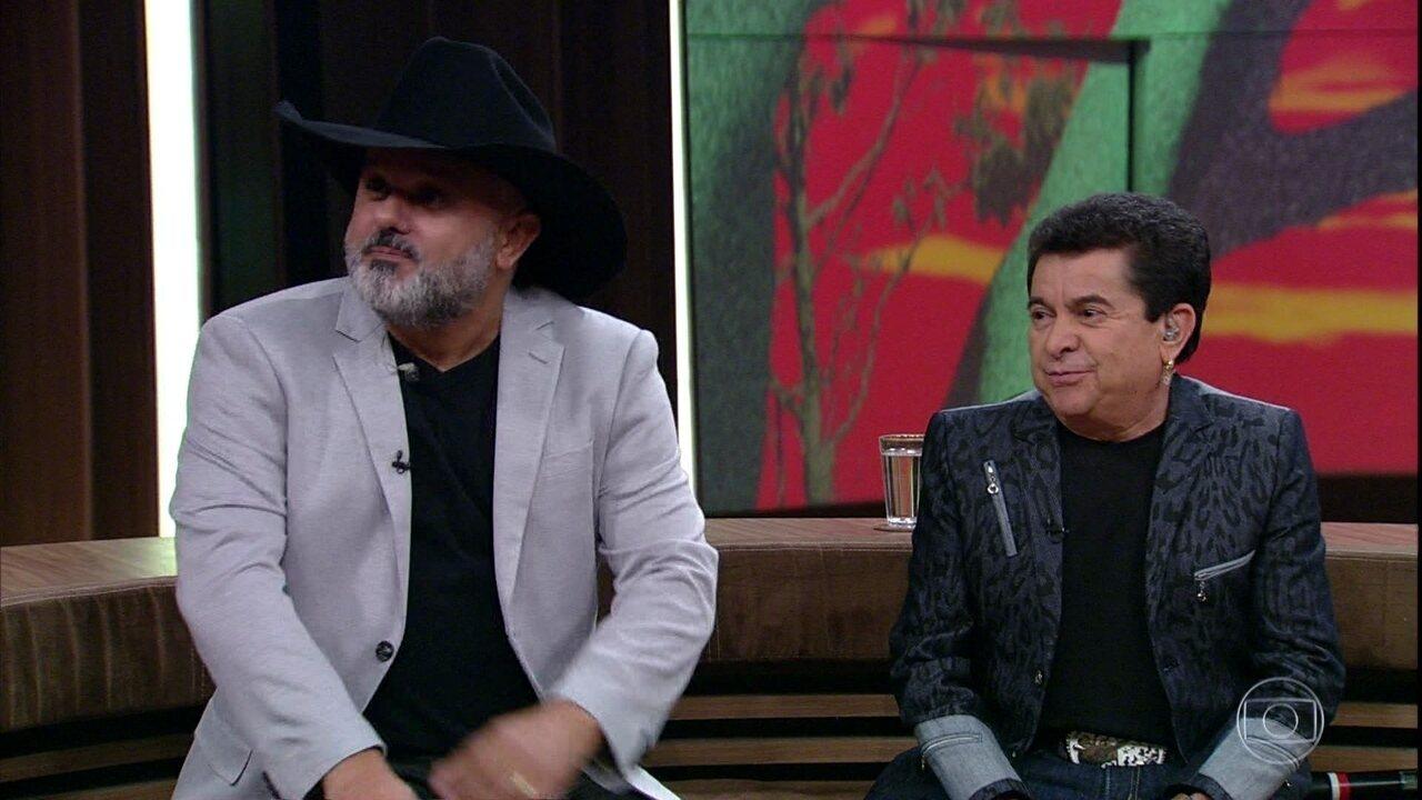 Rionegro & Solimões falam sobre relação com a roça