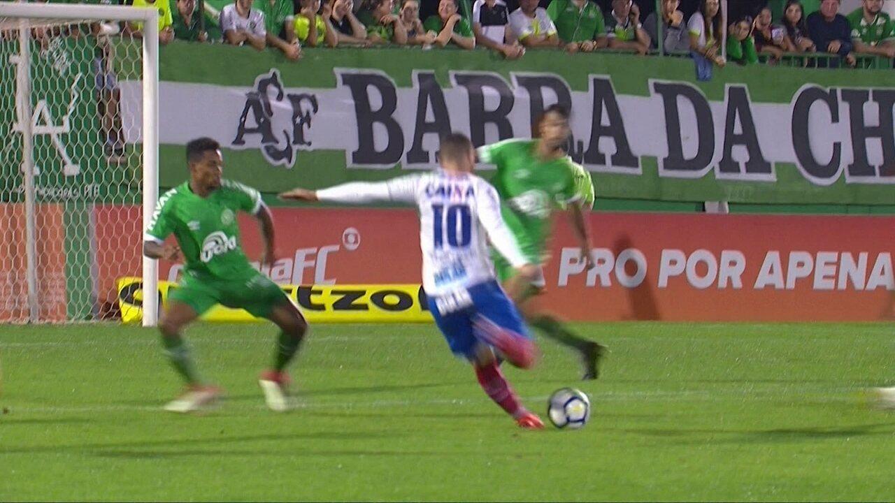 Melhores momentos de Chapecoense 1 x 1 Bahia pela 13ª rodada do Campeonato  Brasileiro fa65c1a1404c2