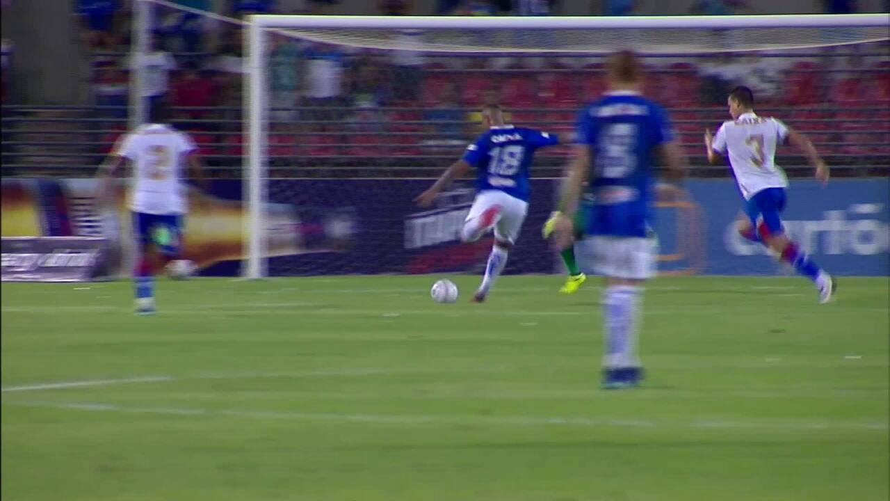 Os melhores momentos de CSA 0 x 0 Fortaleza, pela Série B do Brasileiro