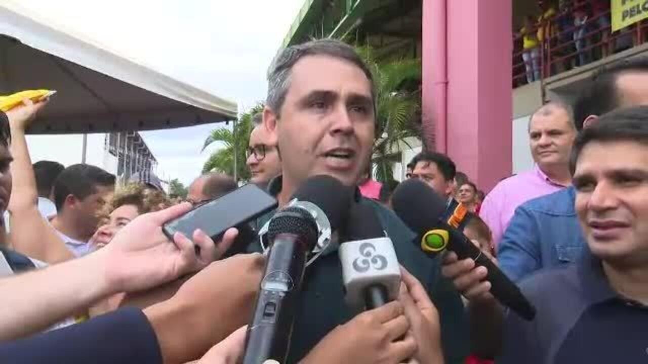 PT oficializa Marcus Alexandre com candidato ao governo do Acre