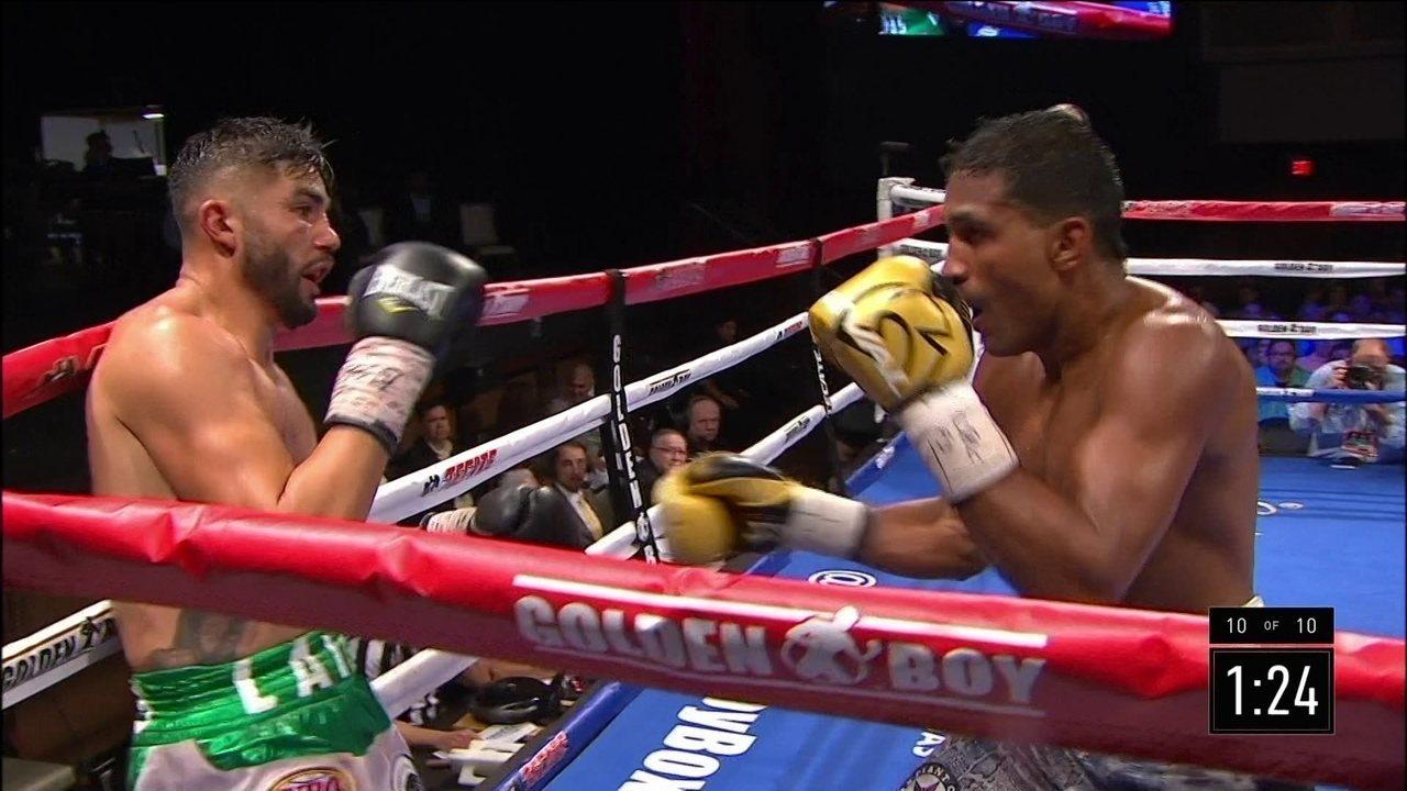 Yamaguchi Falcão mantém invencibilidade e vence o mexicano Elias Espadas