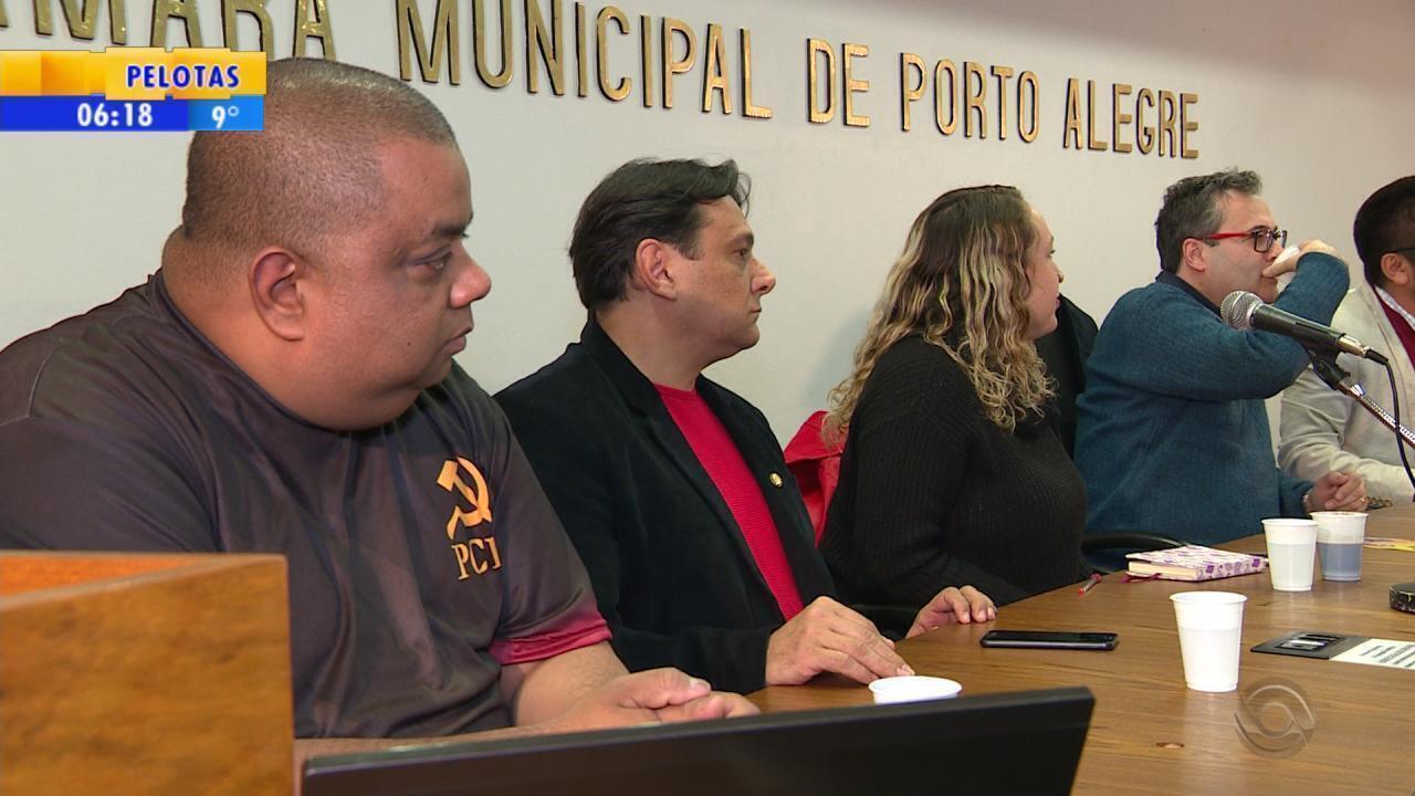 PSOL confirma candidatura de Roberto Robaina ao governo do RS