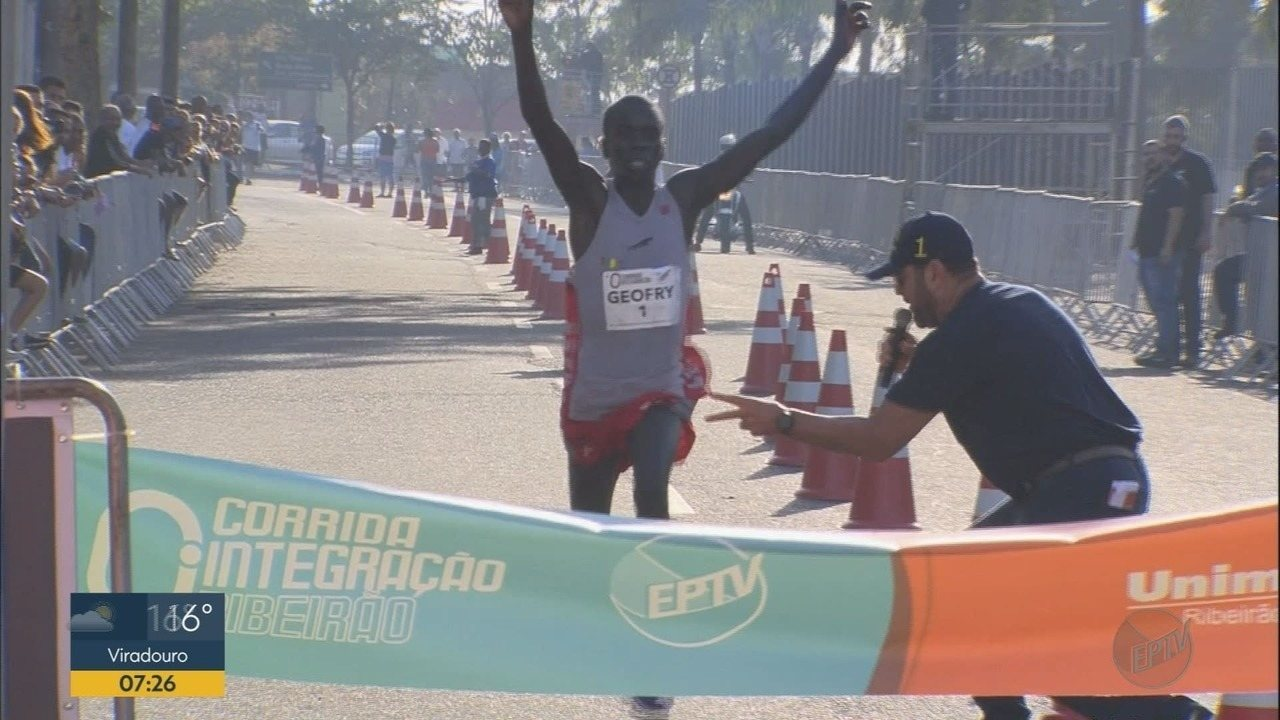Quenianos vencem a quarta edição da Corrida Integração Ribeirão Preto