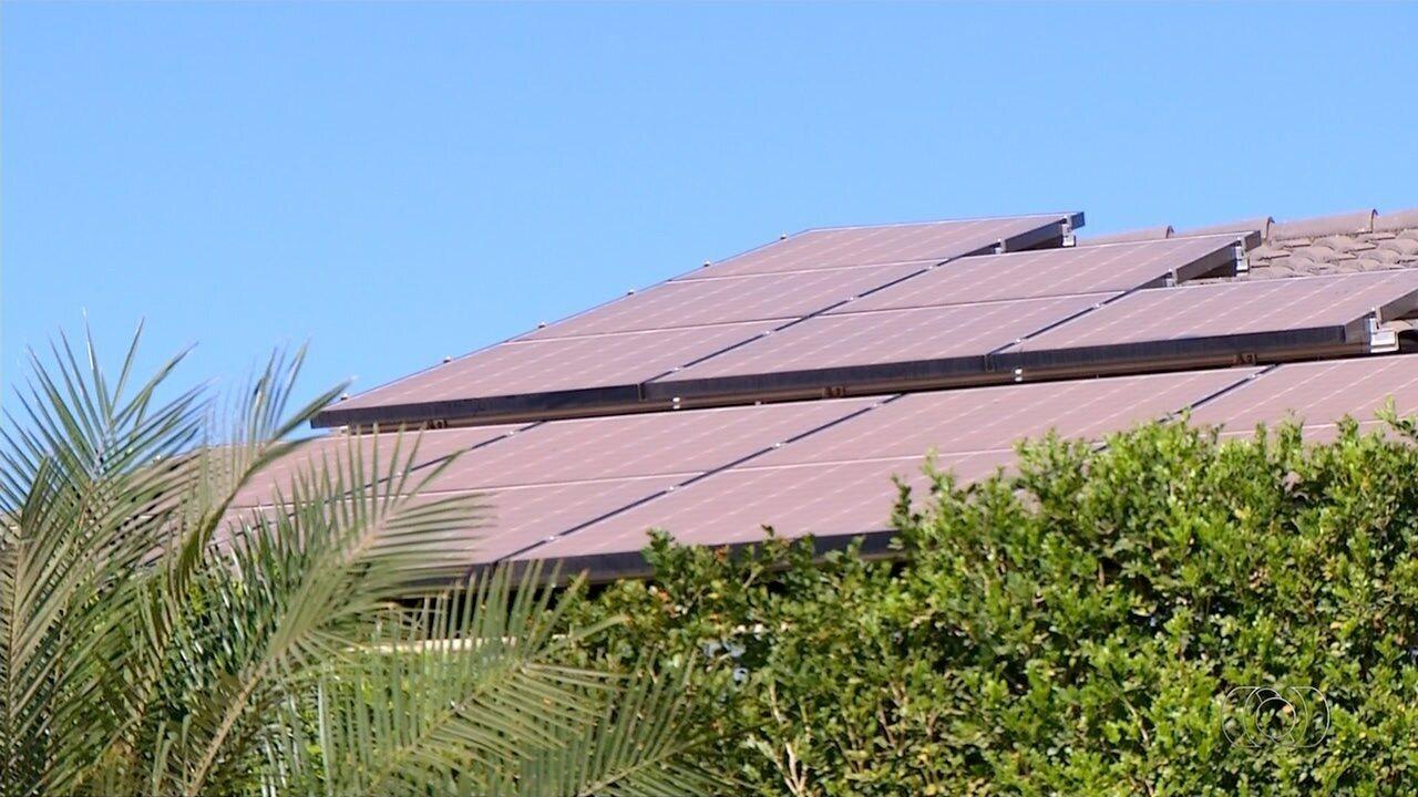 Procura por energia solar aumenta com o período de estiagem no Tocantins