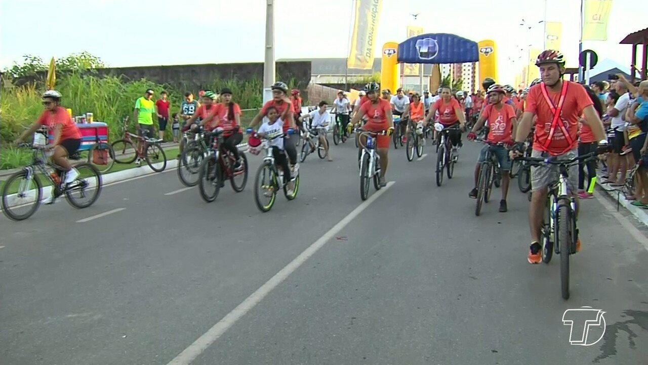 'Pedalando nas Férias' terá programação para ciclistas e população em geral em Santarém