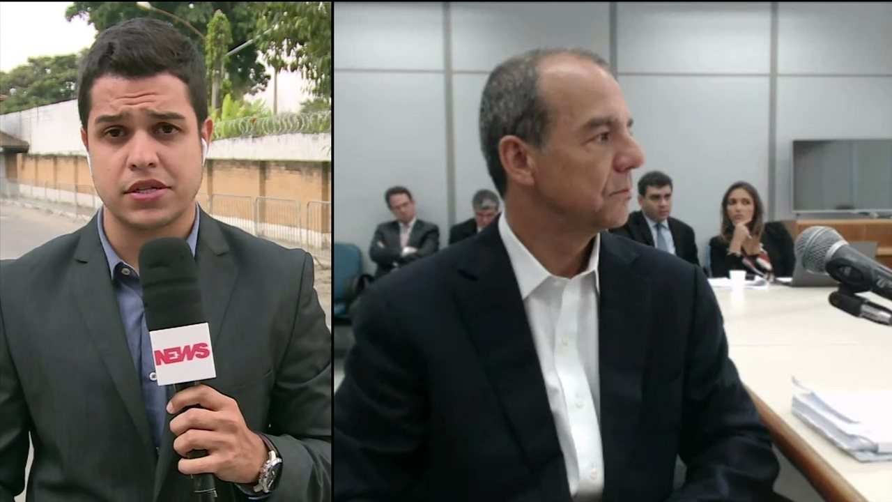 Promotor determinou a ida de Sérgio Cabral para o isolamento