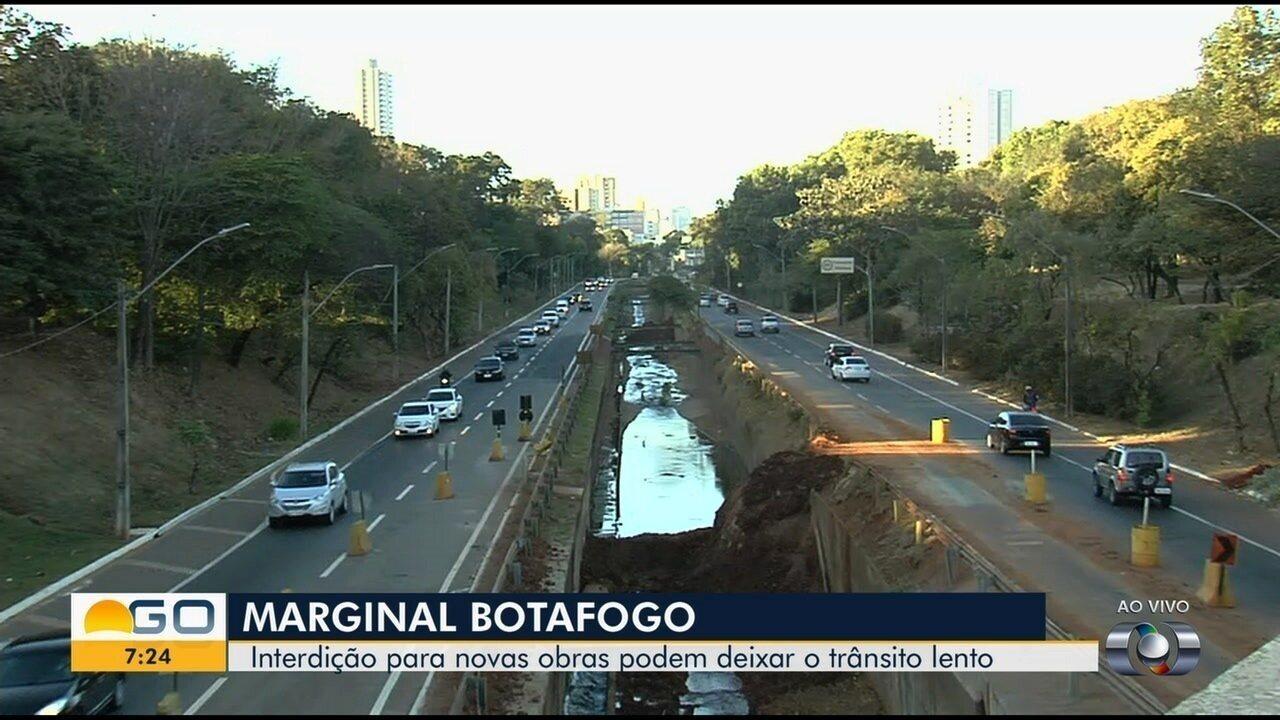 Resultado de imagem para canal do Córrego Botafogo