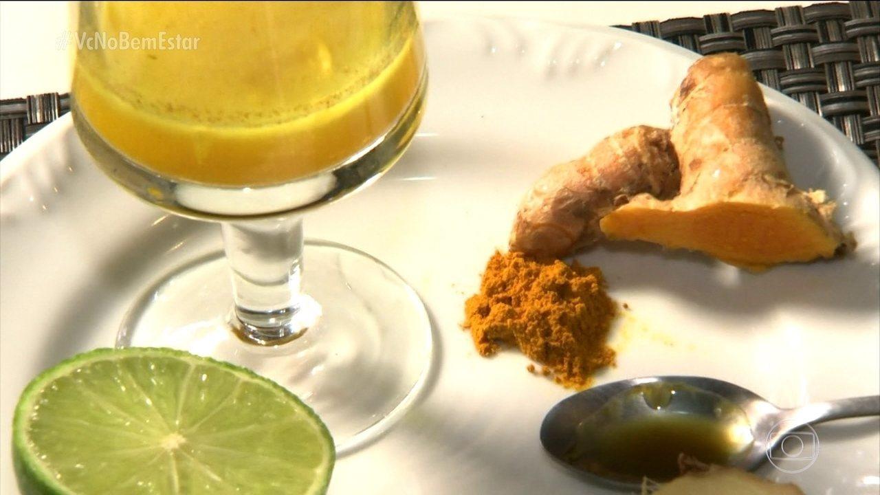 'Shots da saúde' são ricos em vitaminas e sais minerais
