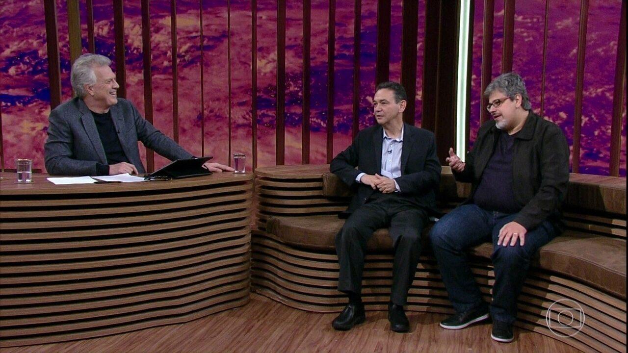 Ivair Gontijo e Salvador Nogueira falam sobre naves tripuladas em Marte