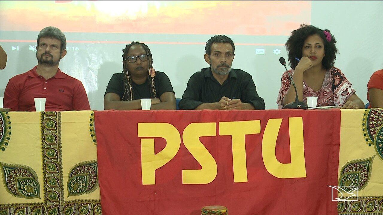 PSTU confirma candidatura de Ramon Zapata a governador do Maranhão