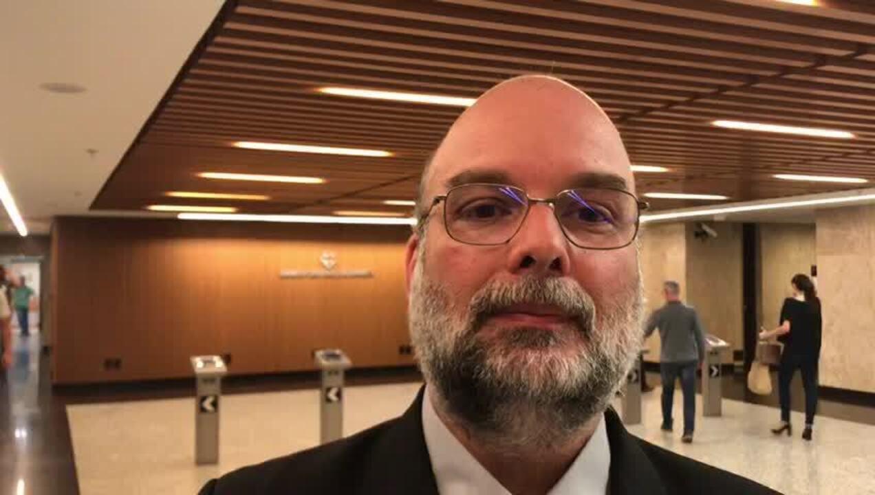 Fernando Rocha, diretor do BC, comenta ativos de brasileiros no exterior