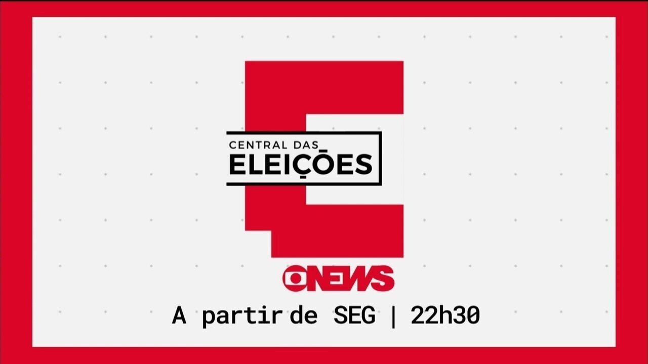 Central das Eleições: entrevistas com candidatos e pré-candidatos à Presidência