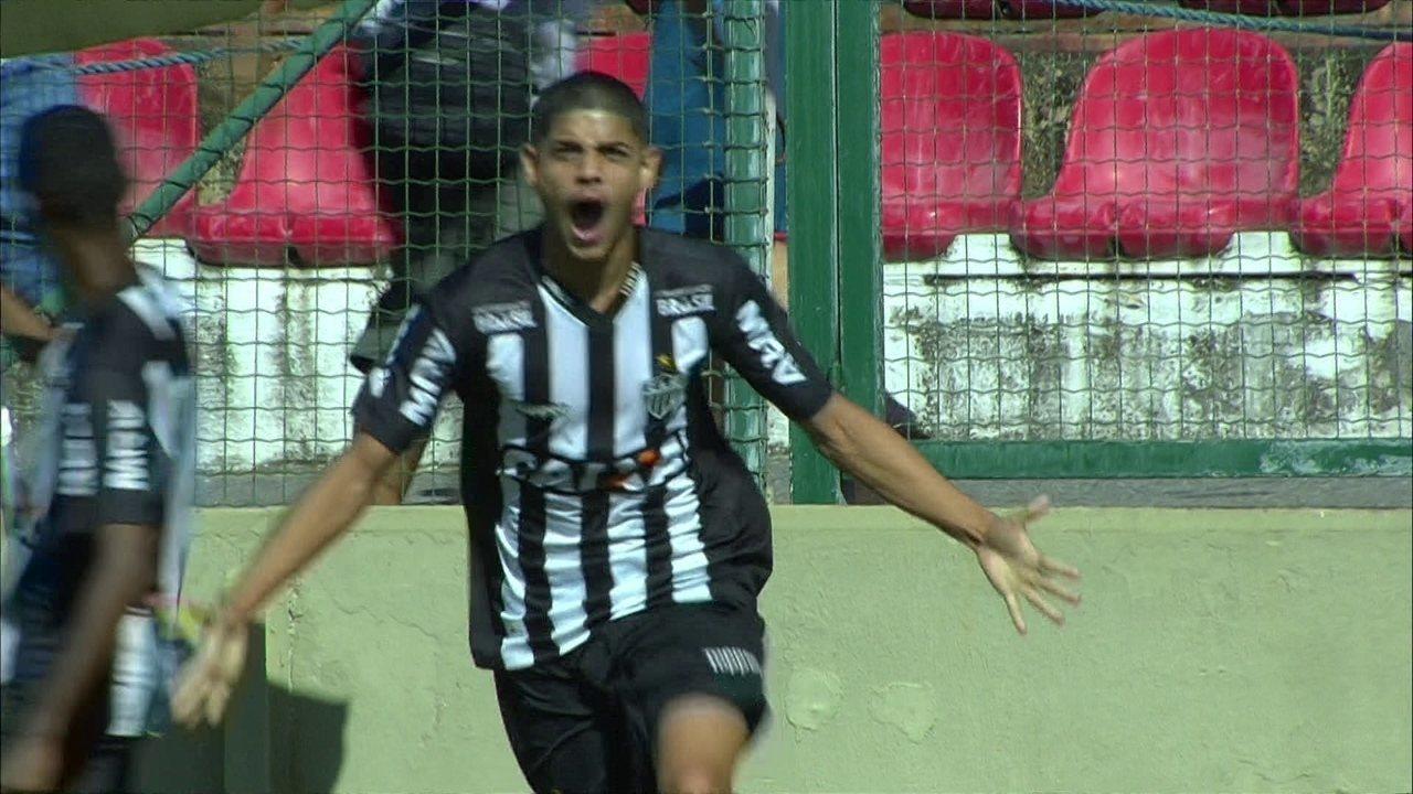 6fdc8aec87 Atlético-MG x Fluminense  quem é quem na decisão da Taça BH 2018 ...