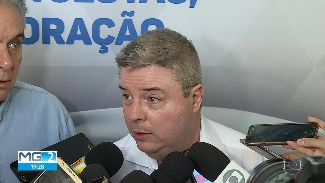 PSDB confirma Antonio Anastasia como candidato ao governo de Minas Gerais