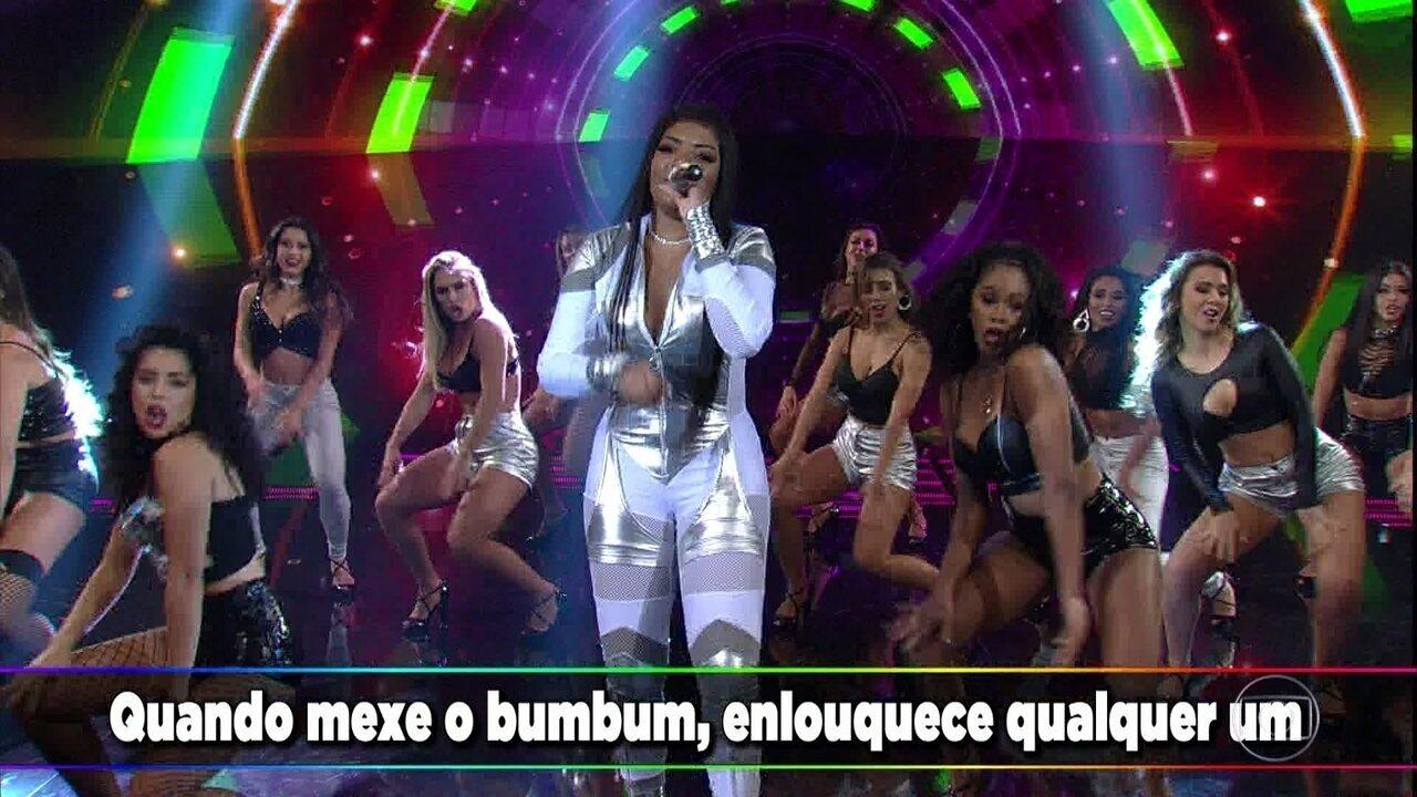 Ludmilla canta 'Jogando Sujo'
