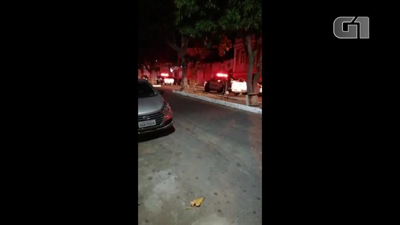 Operação das polícias Civil e Militar termina com 75 detidos em Assu, RN