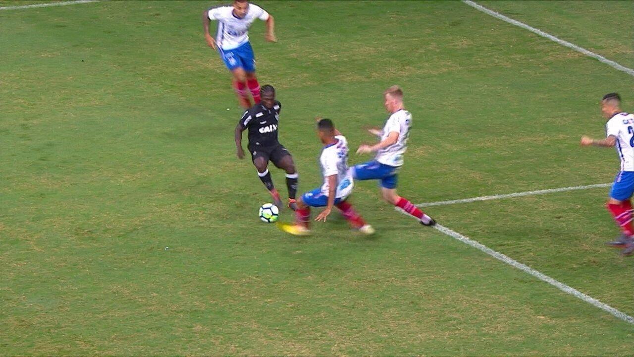 Melhores momentos  Bahia 2 x 2 Atlético-MG pela 16ª rodada do Brasileirão ede4d23513140