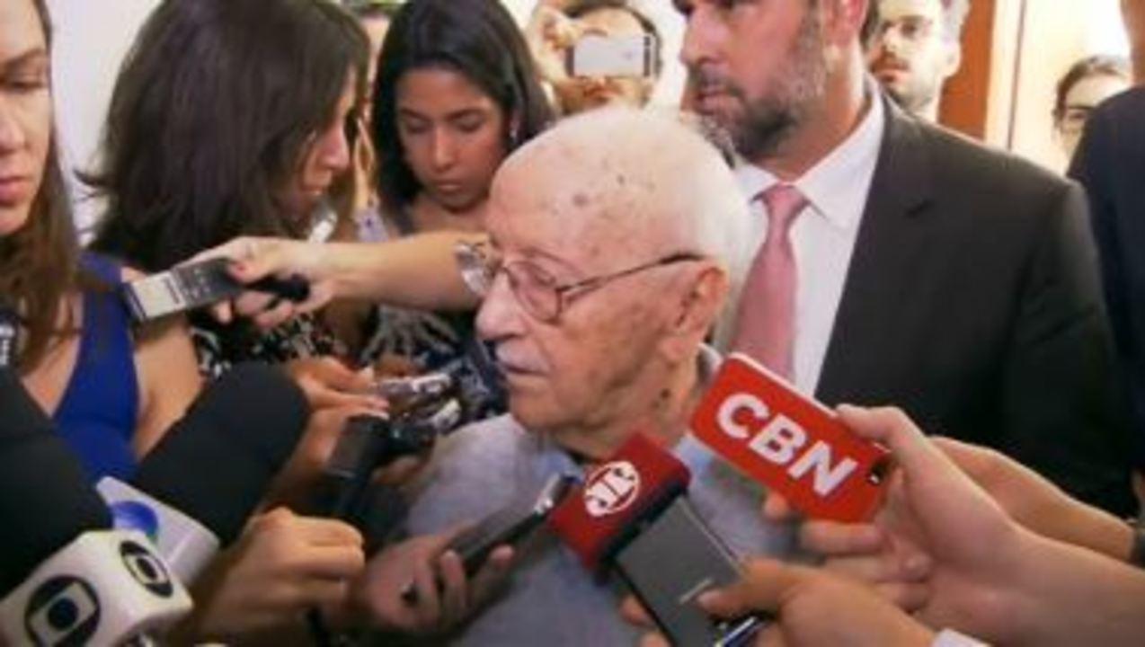 Jurista Hélio Bicudo morre aos 96 anos em SP