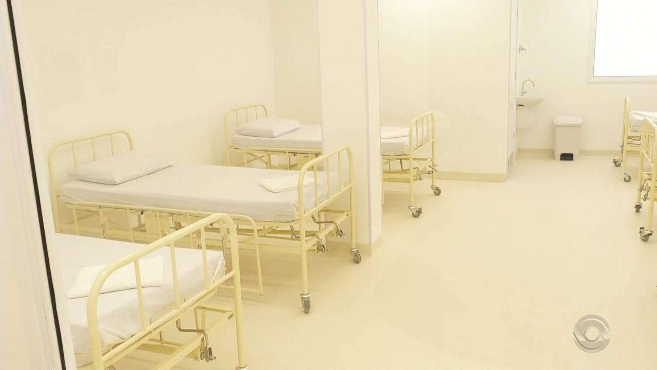 Hospital Santa Ana abre com 28 vagas para adolescentes com dependência química