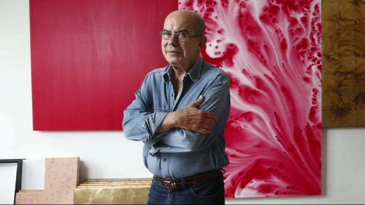 Morre, no Rio, o artista plástico Antonio Dias