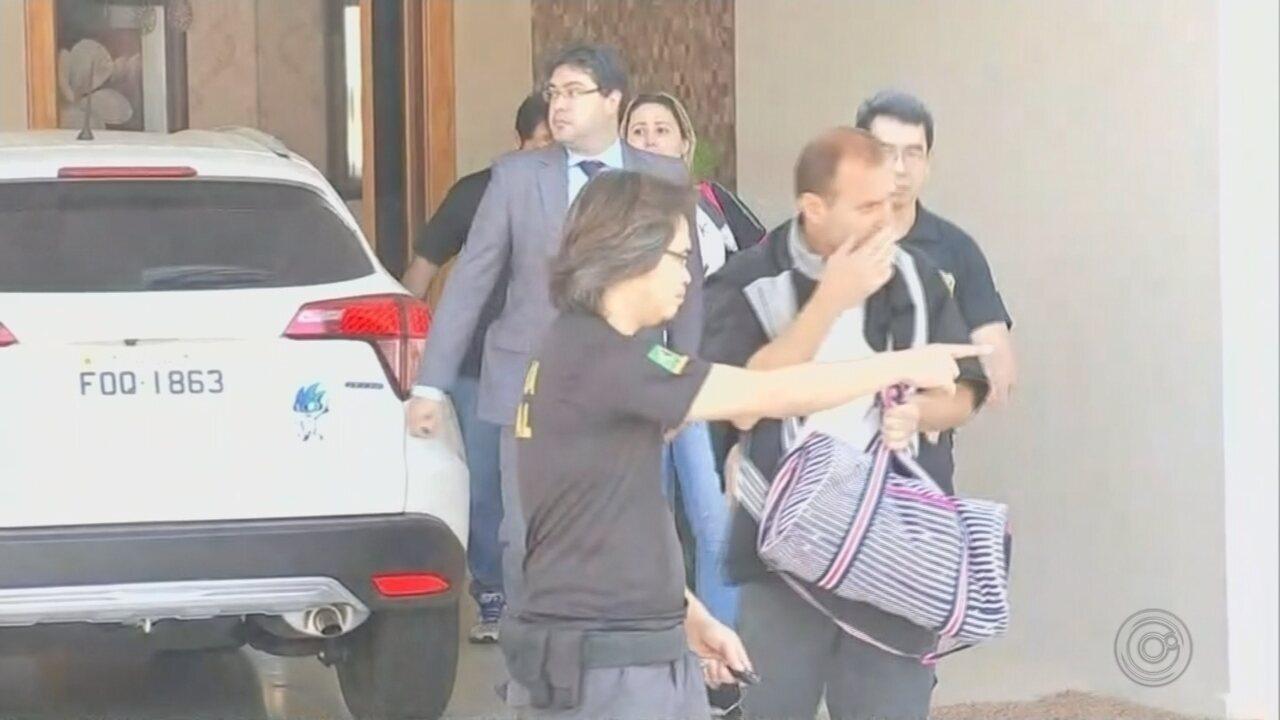 PF pede prorrogação de prisões dos acusados de desviar de mais de R$ 5 milhões em Jales