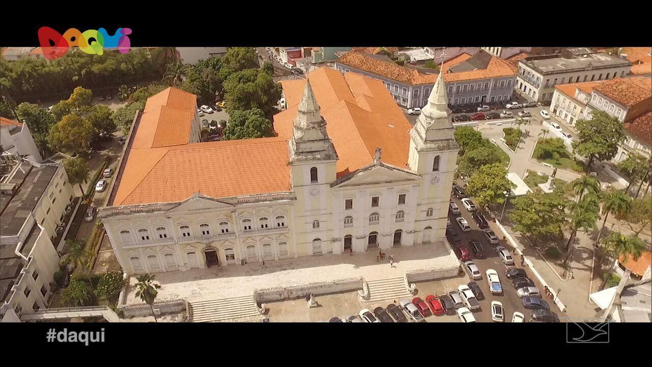 Daqui conta história de São Luís por meio das igrejas que compõem a cidade