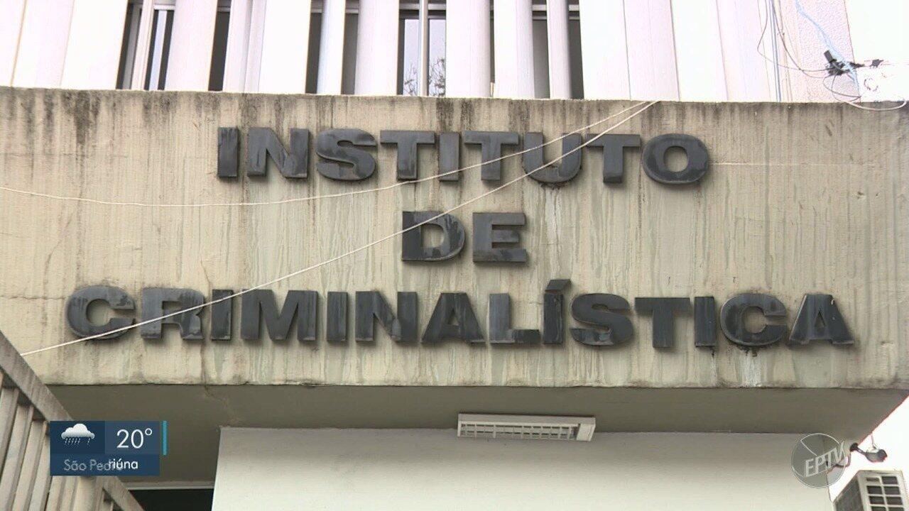 Sindicato diz que déficit de peritos criminais na região de Campinas é de 43%