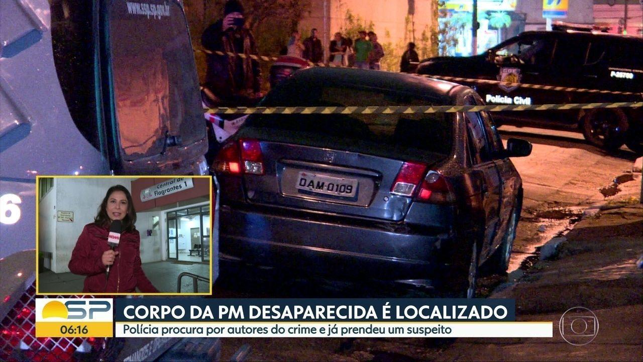 Corpo de PM morta em Paraisópolis será velado nesta terça-feira